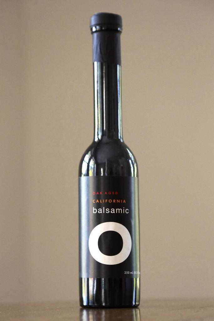 Start With a Bottle of Balsamic Vinegar