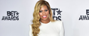 "Laverne Cox Opens Up About Her New Friendship With Caitlyn Jenner: ""She's Such a Sweet Woman"""