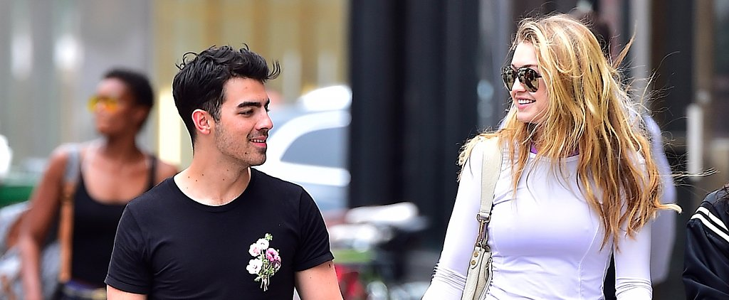 Cara Delevingne Makes Up the Best Couple Name For Gigi Hadid and Joe Jonas