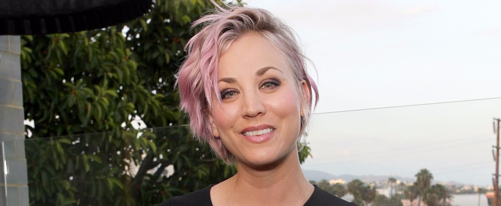 Kaley Cuoco Shows Off Her Hot Bod!