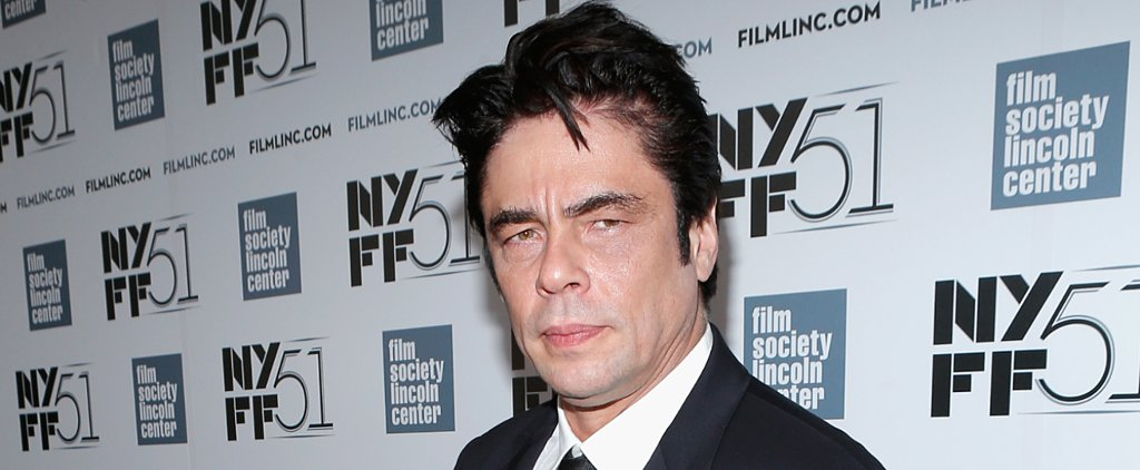 Benicio Del Toro Might Be the Next Star Wars Villian
