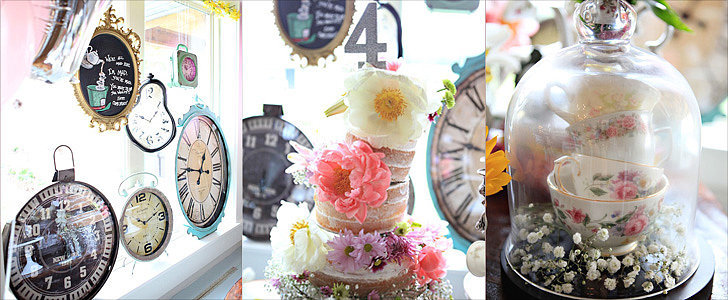 Hold On to Your Cap: This Mad Hatter Birthday Tea Party Will Blow You Away