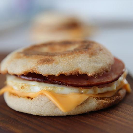 Homemade Egg McMuffin Recipe