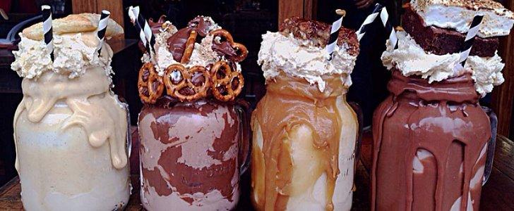 World's 'Most Instagrammable Milkshakes' Just Look Kind of Gross