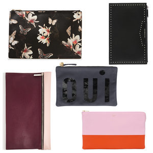 40 Zip-Top Clutches That Will Instantly Modernise Your Look
