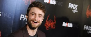 40 Pictures That Prove Daniel Radcliffe Is a Heartthrob