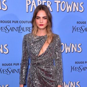 Cara Delevingne's Paper Towns Red Carpet Outfits