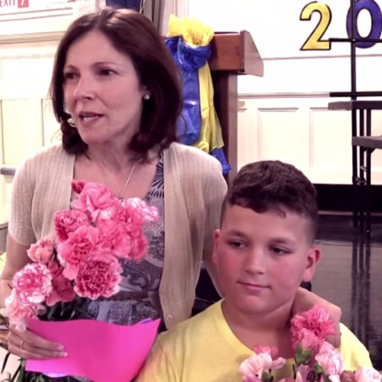 PS22 School Chorus Sings to Their Teacher With Cancer