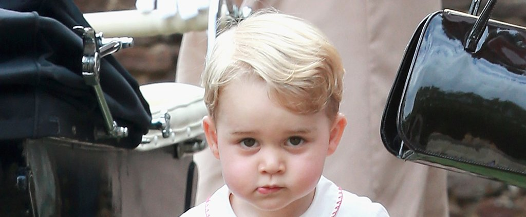 Prince George's Go-To Product For Perfect Hair