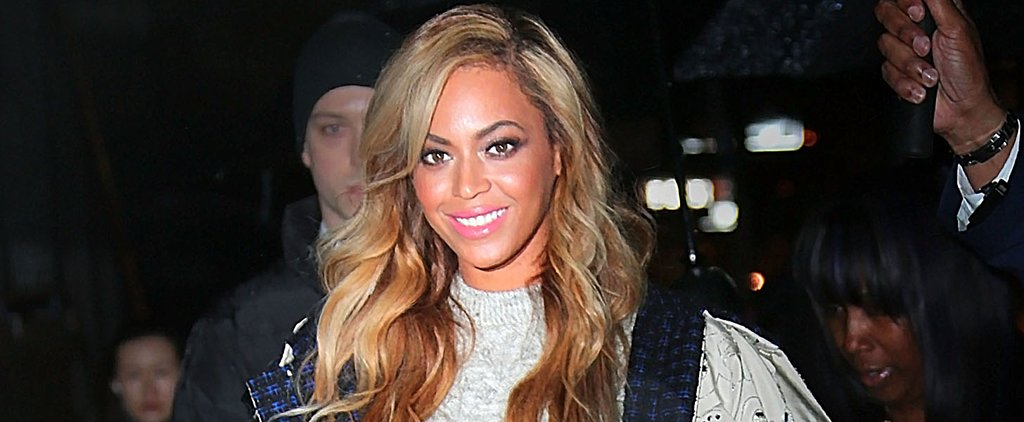Beyoncé Steps Out in NYC Looking Flawless as Usual