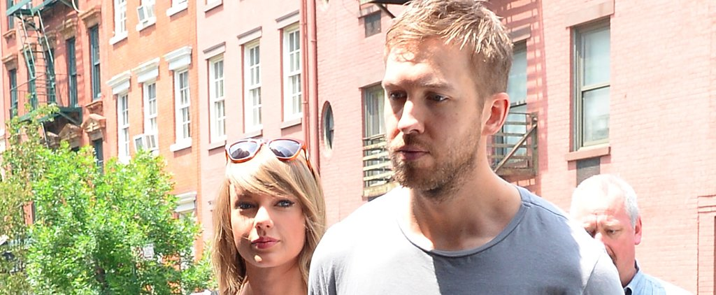Calvin Harris Takes a Big Step With Taylor Swift!