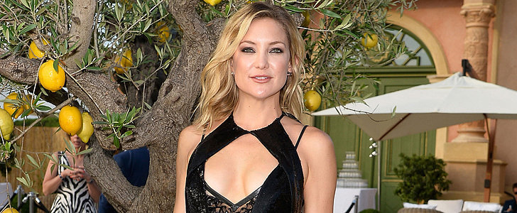 All the Times Kate Hudson Wore the Sexiest Gown at the Party