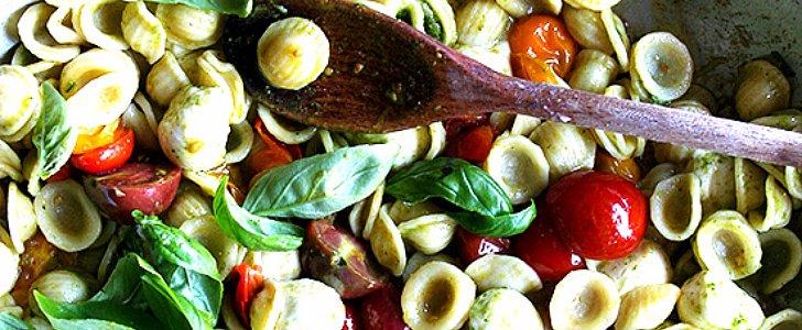 Love Caprese Salad? You Need to Make This Pasta Recipe