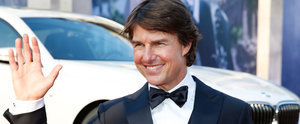 Tom Cruise: Why My Kids Don't Worry About Me Doing My Own Stunts
