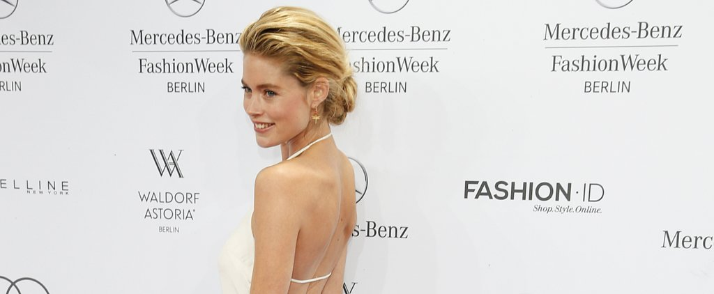 Doutzen Kroes and Her Son Are Adorable in Tiffany & Co.'s Fall Campaign