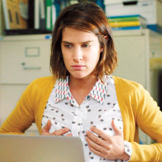 Cobie Smulders Interview For Unexpected