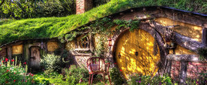 If You Ever Wanted to Stay at a Hobbit House, Here's Your Chance