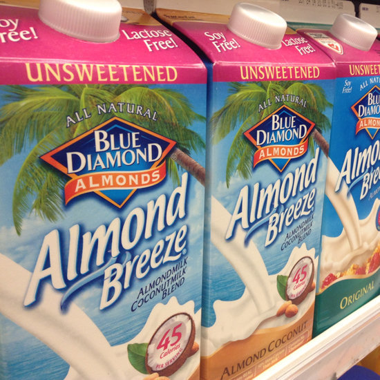 What Percentage of Almonds Is in Almond Breeze?