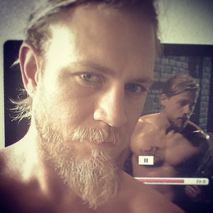 Pictures of Charlie Hunnam Doppelganger