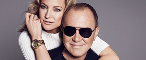 Kate Hudson Joins Michael Kors in Fight Against World Hunger
