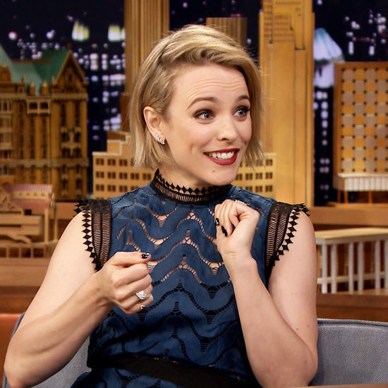 Rachel McAdams on The Tonight Show July 2015 | Video