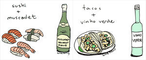 20 Amazingly Simple Food and Wine Pairing Ideas