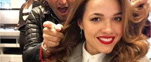 The Secret Behind Demi Harman's Great Hair Is Wonderful!