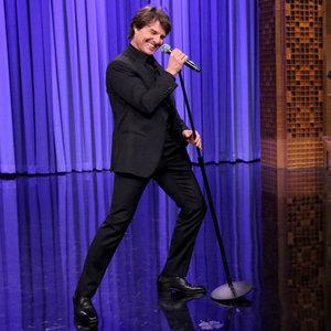 Tom Cruise Lip Sync Battle on The Tonight Show | Video