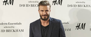 David Beckham Gets the Most Adorable Tattoo in Honour of His Daughter, Harper