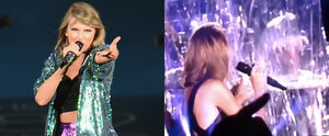 """Katy Perry's Left Shark Made a Cameo in Taylor Swift's """"Bad Blood"""" Performance"""