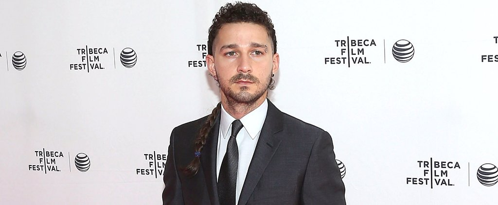 Shia LaBeouf's Huge Fight With His Girlfriend Caught on Camera