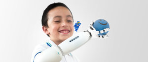 Wait Till You See This Incredible Lego Prosthetic For Kids