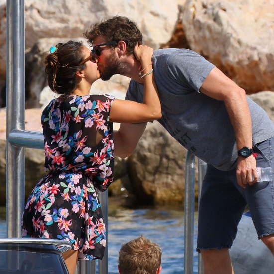 Nina Dobrev Can't Stop Kissing Austin Stowell During Their Steamy Getaway