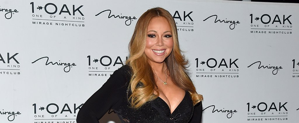 Mariah Carey Turns Heads With a Fancy New Gift