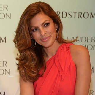 Eva Mendes at Launch of Estée Lauder Skin Care