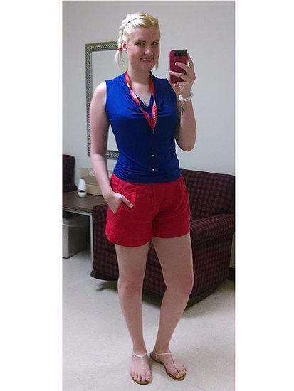 JCPenney Employee Sent Home for Wearing 'Too Revealing' Shorts She Bought in Their Career Department