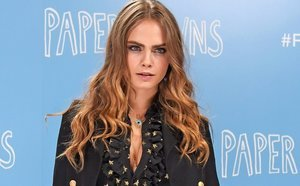 FROM EW: Cara Delevingne Told to 'Take a Nap' in Awkward Interview
