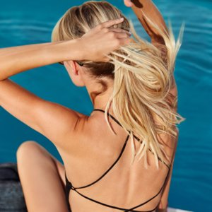 How to Protect Hair From Salt Water