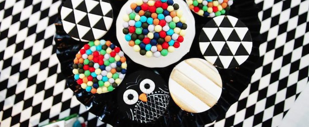 Throw Your Child a Hipster Geometric Owl Birthday Party!