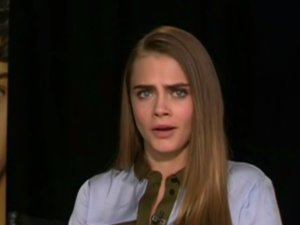 Cara Delevingne Sits Through The Most Awkward Morning Show Interview Ever