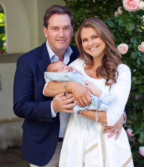 Princess Madeleine Family Photos July 2015