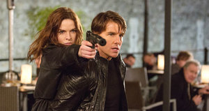 'Mission: Impossible' Director Reveals the Crazy Action Scene You May Never See