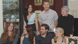 'Once Upon a Time' Cast Laughs About 'Warped' Romantic Relationships in Storybrooke!