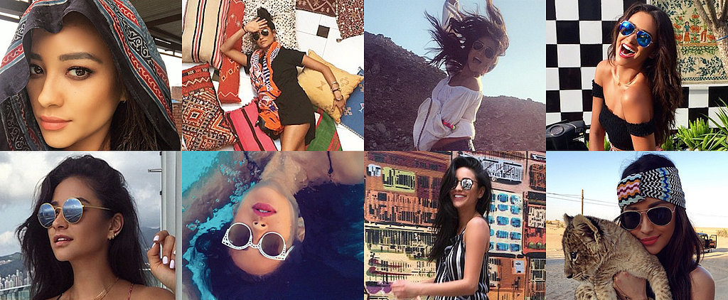 6 Times Shay Mitchell Gave Us All Serious #VacationGoals