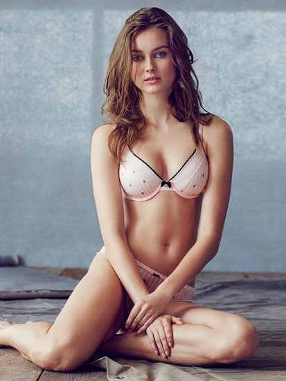 Meet Victoria's Secret's Newest Angel Jac Jagaciak