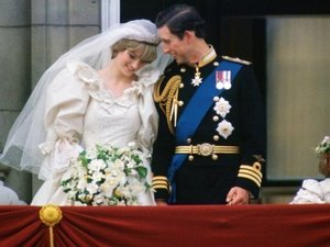 A Look Back On Princess Diana And Prince Charles' Legendary Wedding