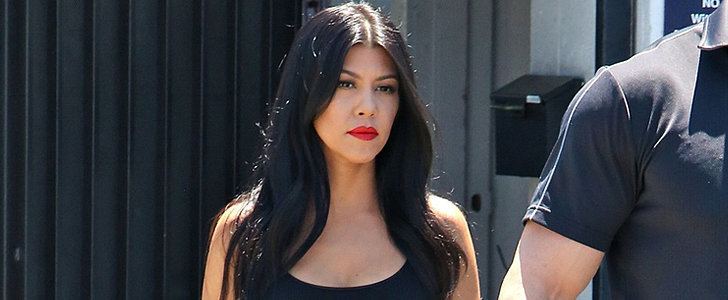 Kourtney Kardashian Stuns in the Midst of New Scott Disick Drama