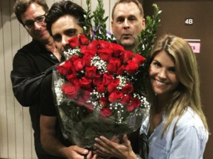 Lori Loughlin Celebrates 51st Birthday With 'Fuller House' Cast Mates