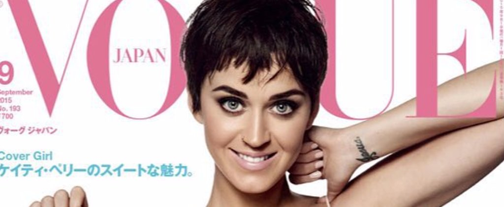 Katy Perry Is Gorgeous in Her New Vogue Japan Photos
