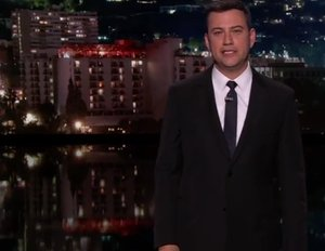 Jimmy Kimmel Has Best Way to Respond to Lion Shooting